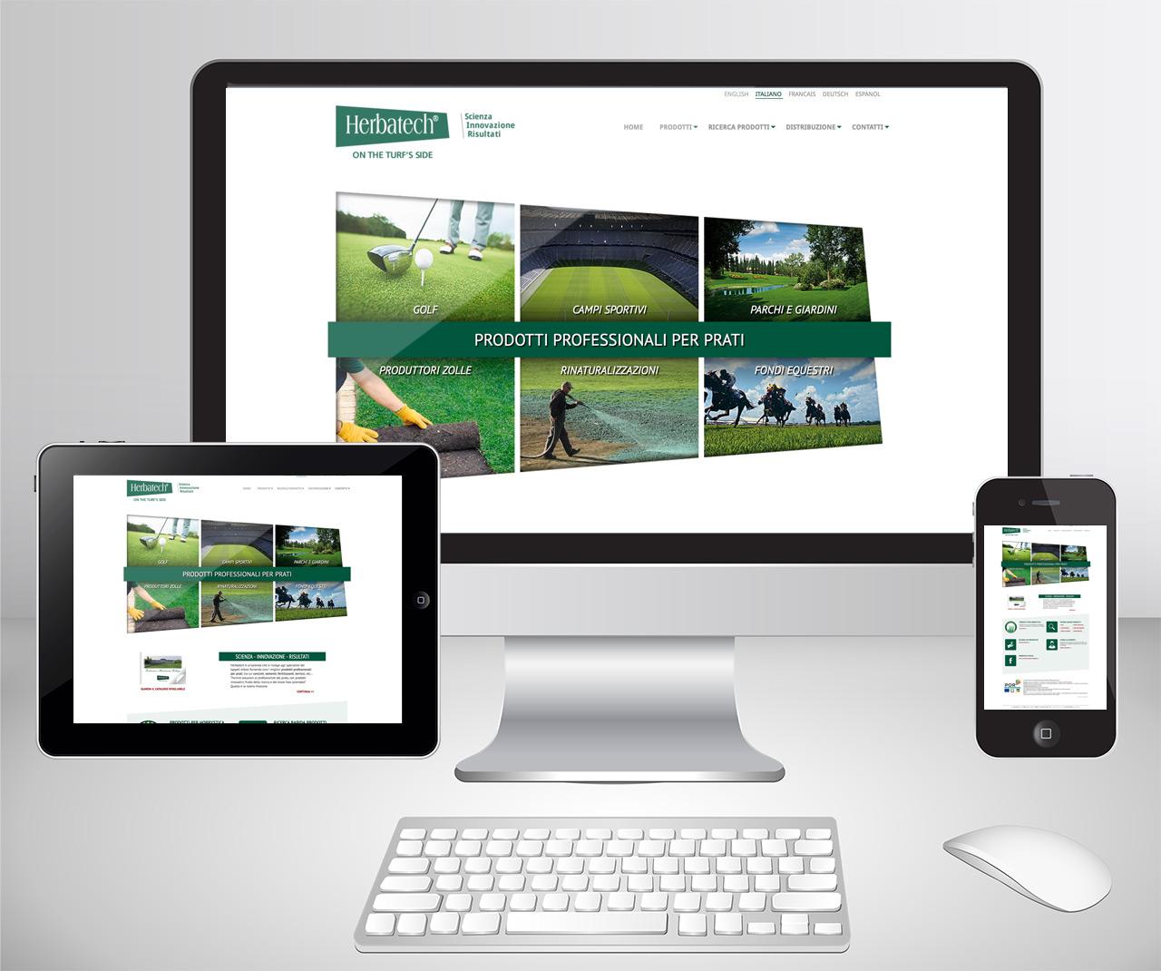 sito internet Herbatech